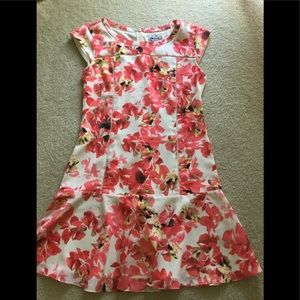 Ladies  size 4 DKNY floral dress